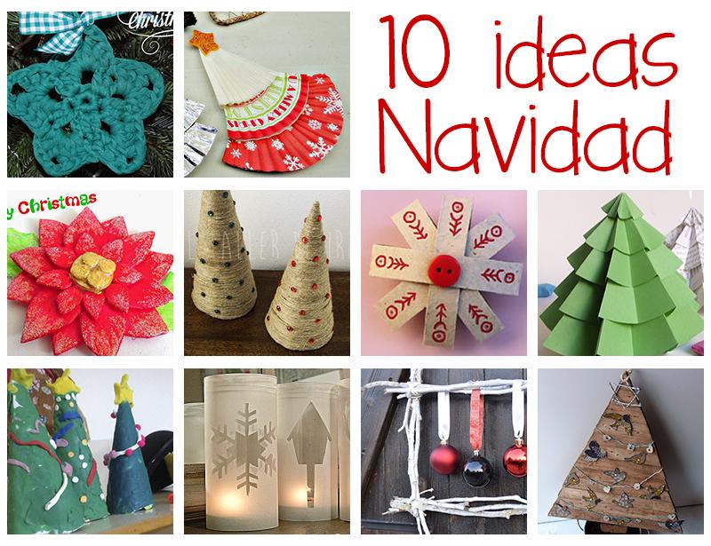 ideas para una decoracin low cost en navidad fciles materiales reciclados y decoracion low cost