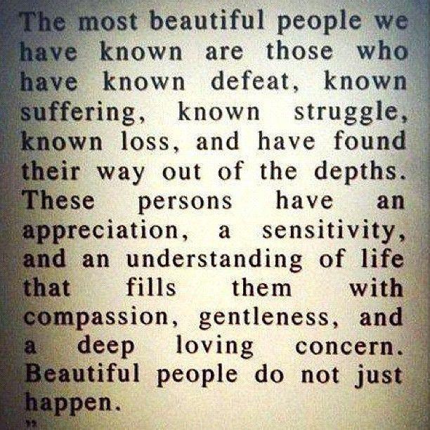 Beautiful People by Elizabeth Kubler Ross
