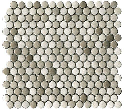 Mozaik metal - Kopalnica - Sanitarna oprema