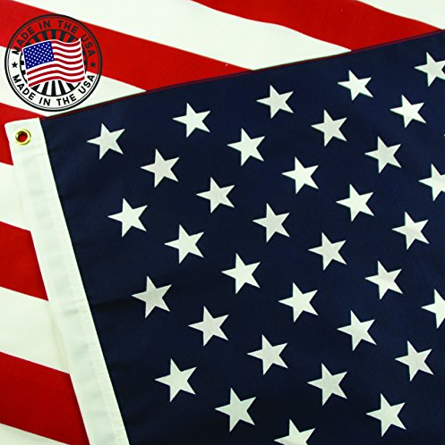 American Flag Usa Flags 100 Made In Usa Us Flags 3 X 5 Ft Brass Grommets Amerikanische Flagge Reinigen
