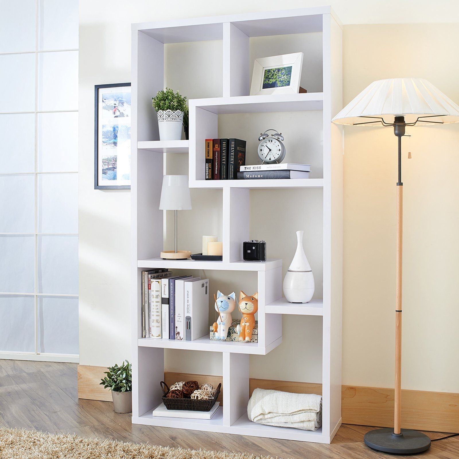 pin study door search wall bookshelf white modern ideas bookcase bookcases google with