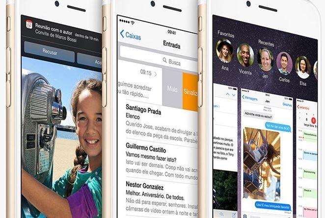 iOS 8.0.1 causa problemas no iPhone 6