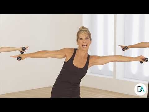 10-Minute Pilates | LifeFit 360 | Denise Austin - YouTube #pilatesworkoutvideos