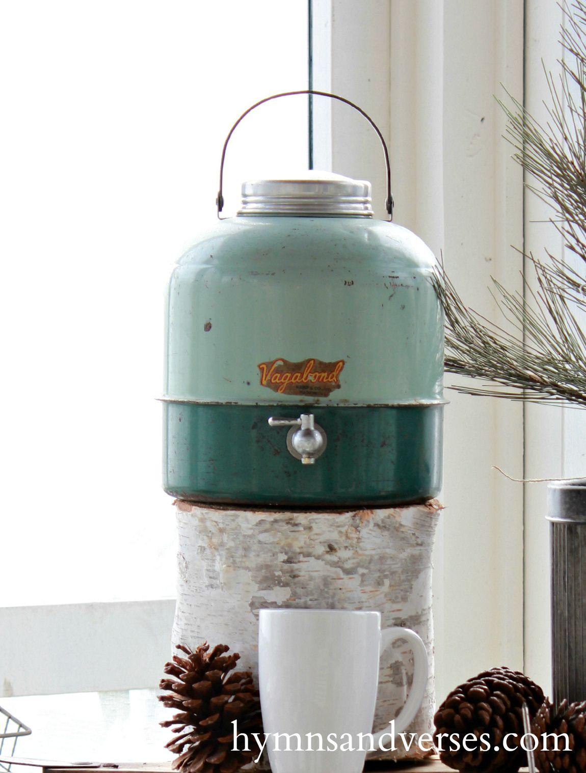 Vagabond Vintage Cooler