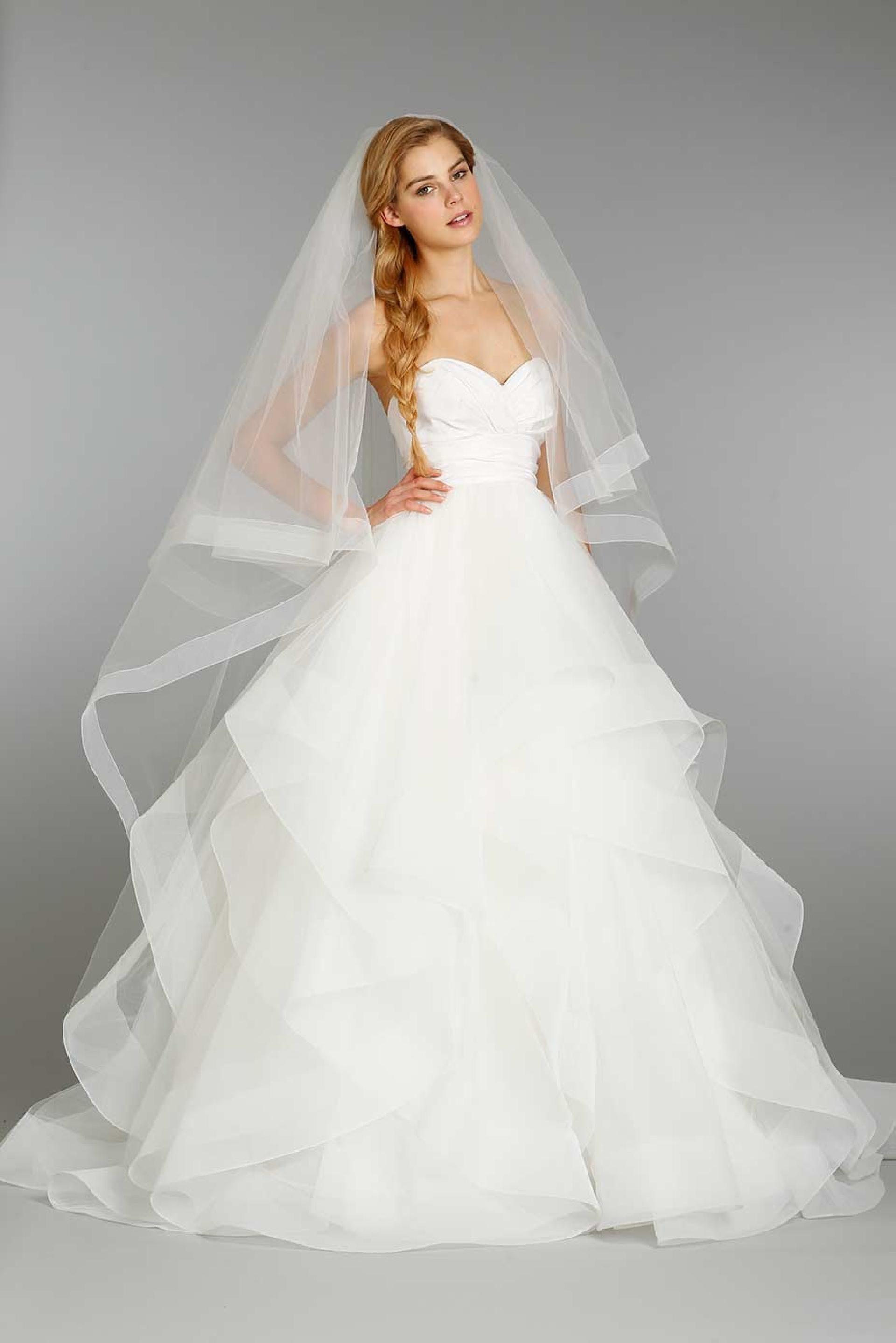 Hayley Paige Bridal Designer Wedding Dresses In Sc Expensive