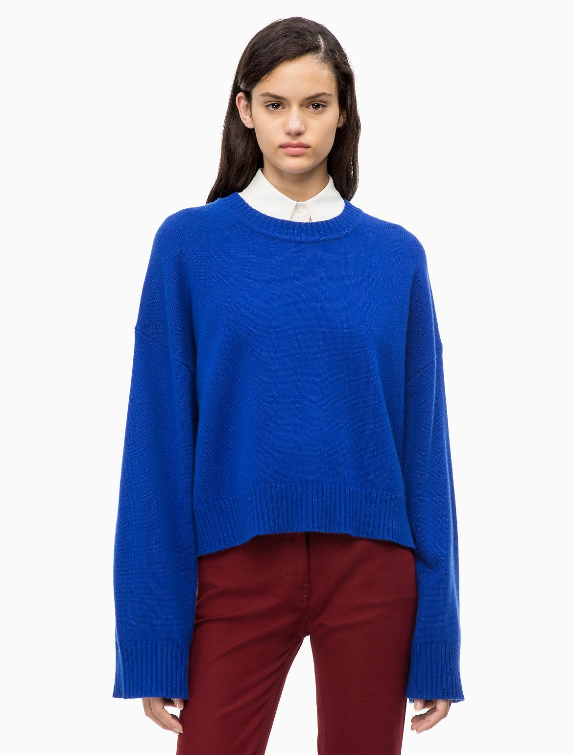 Photo of Relaxed Fit Cashmere Sweater