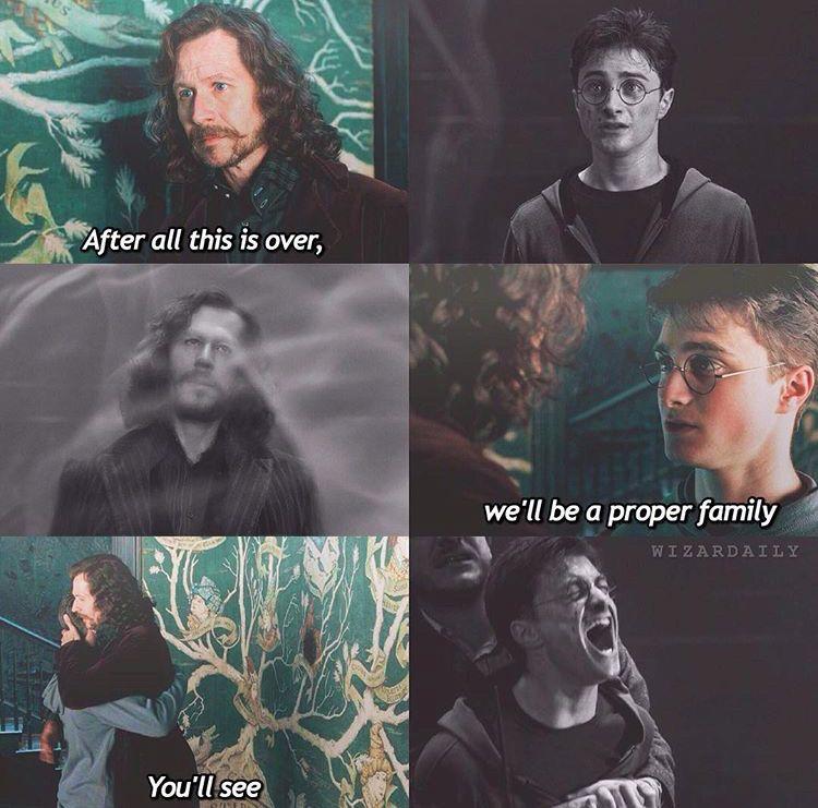Sad Harry Potter Movie Quotes