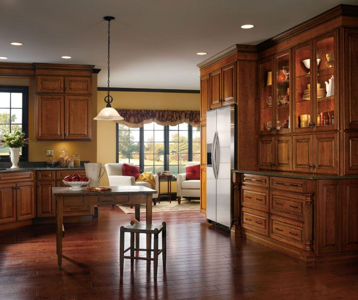 Kitchen Cabinet Colors - Fine Cabinetry Finishes & Glazes ...