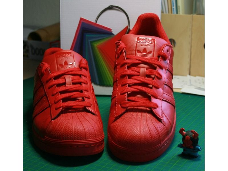 adidas superstar supercolor red - Google Search