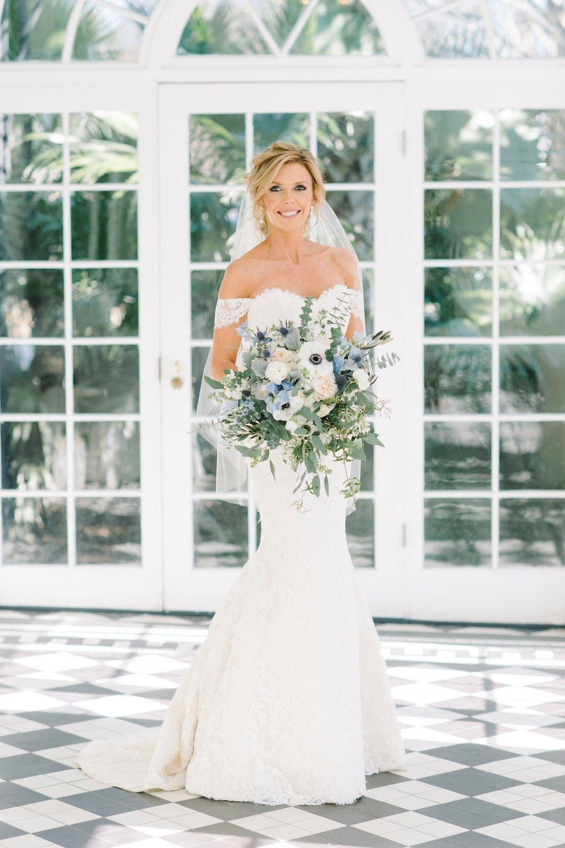 Wedding dresses rental  Pretty Pastel Winter Wedding at Lowndes Grove  Pretty pastel