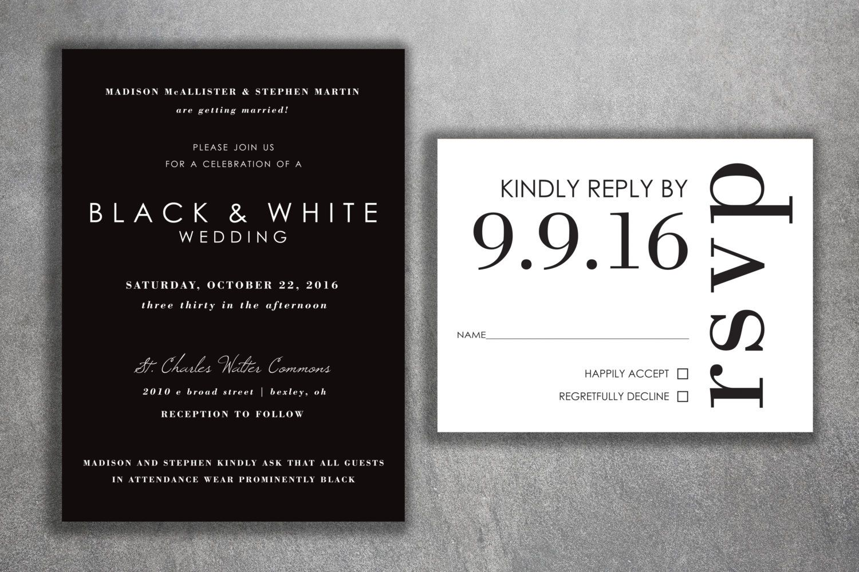 Affordable Wedding Invitations, Cheap Wedding Invitations, Wedding ...