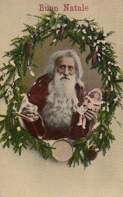 Italy card christmas vintage cards pinterest christmas cards italy card m4hsunfo