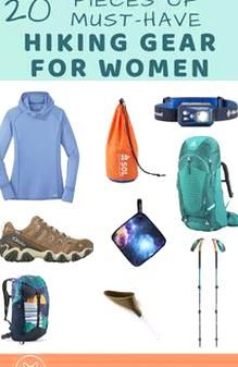 Photo of Best womens hiking gear A list of must-have hiking gear for women Essential hiki…