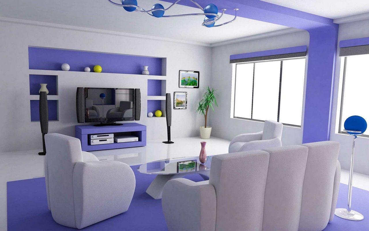 Interior Warna Rumah