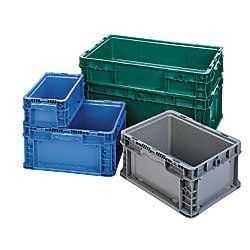 Orbis Stakpak Straight Wall Containers Gray By Stakpak 37 10 Stakpak Container Sizes Are Optimized For Reu Home Hardware Container Size Reusable Packaging