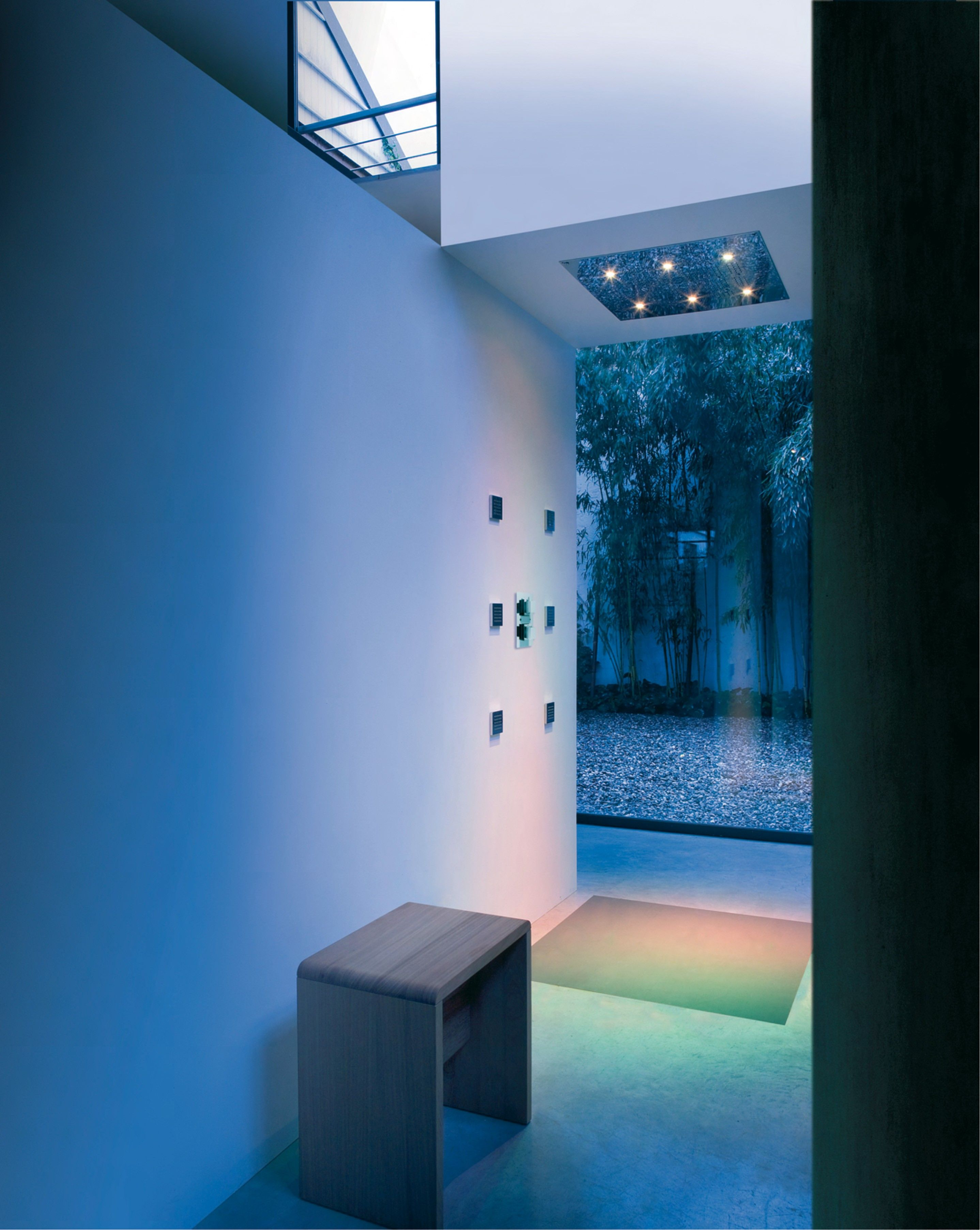 Multifunctional shower & jets from the SPA SERIES by Aquademy. | Spa ...