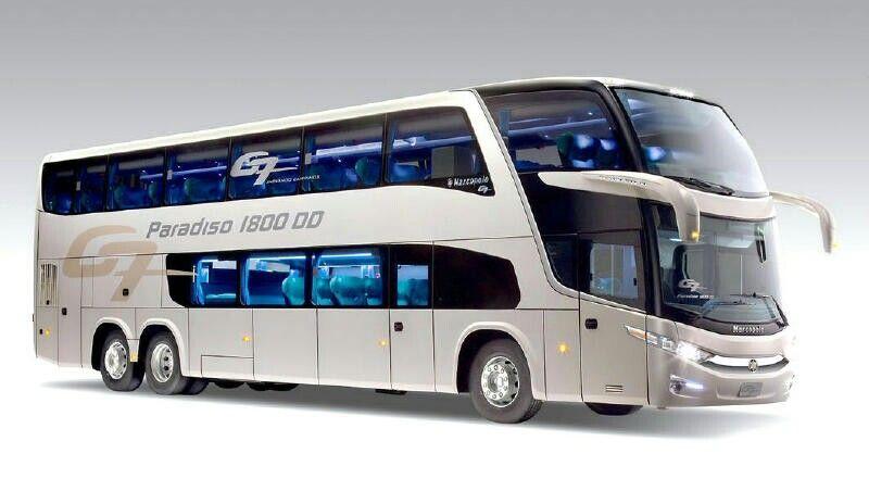 HOY EN NUESTRO TIP DE TRANSPORTACION XIX-IM. VEREMOS ACERCA DE MARCOPOLO SA: Marcopolo S.A. es un fabricante de autobuses fundado en 1949, en la ciudad brasileña de Caxias do Sul, estado de Rio Grande do Sul. La compañía fabrica todo tipo de carrocerías para autobús, microbuses y buses interurbanos. Marcopolo produce casi la mitad de las carrocerías de autobuses en Brasil y exporta a más de 60 países.  Actualmente Marcopolo tiene cuatro plantas en Brasil, y otras en Argentina, Uruguay…