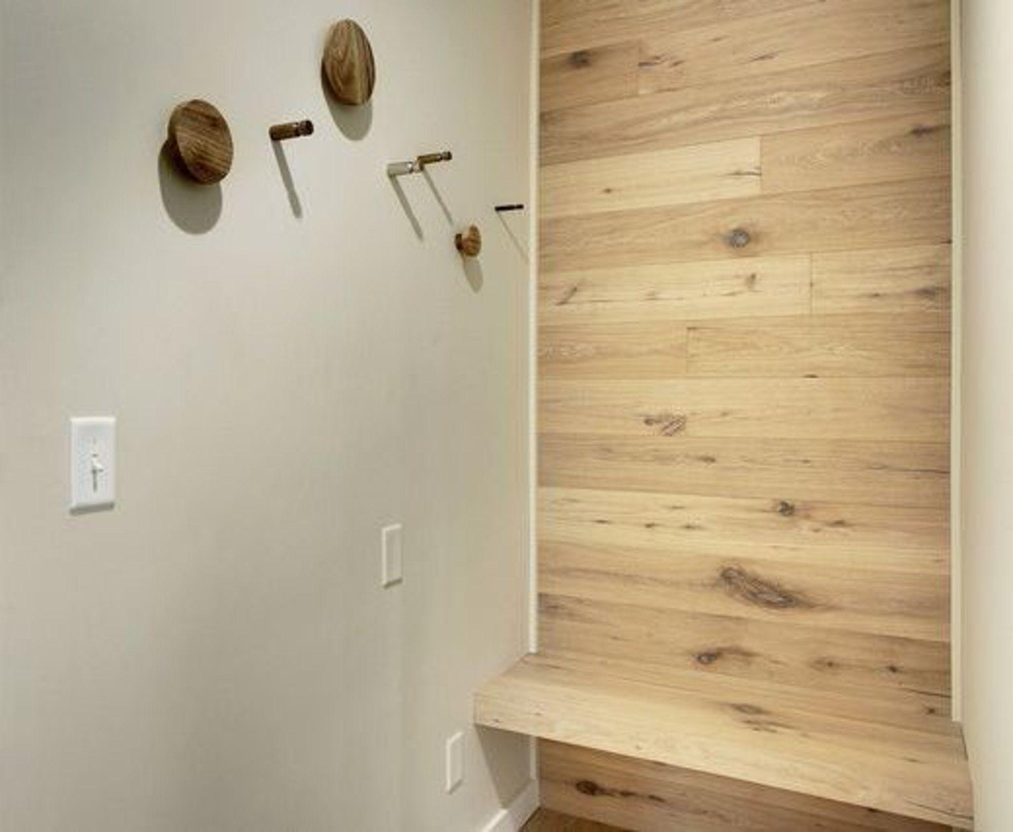 coat hooks as sculptural artwork. form + function! | Happy House ...