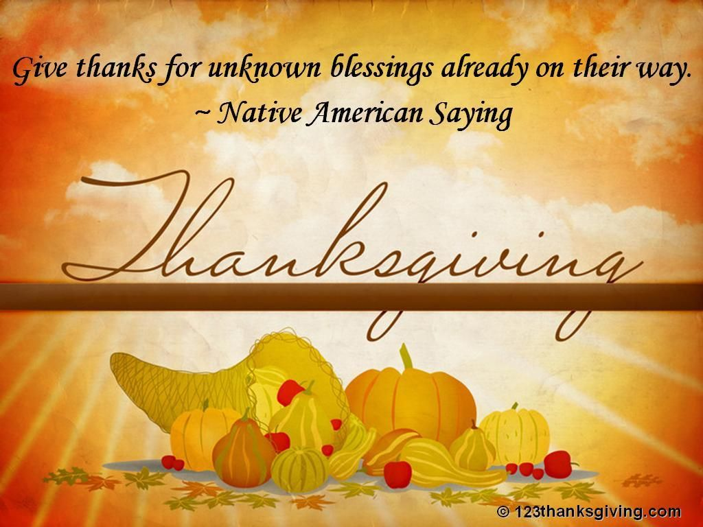For thanksgiving this year give thanks for unknown blessings for thanksgiving this year give thanks for unknown blessings already on their way native happy thanksgivingthanksgiving quotes kristyandbryce Gallery