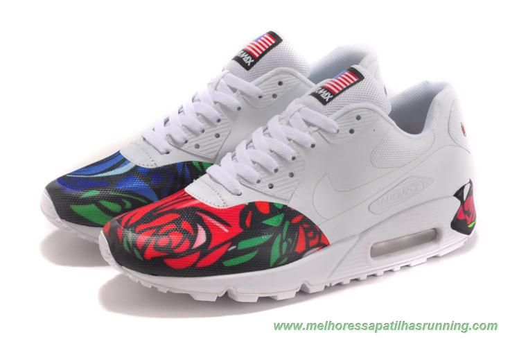 Various colours of the Running Nike Air Max 90 Red Blue Rose Store Online  online selecting,buy the nike shoes with the cheapest price,fine  quality&factory ...
