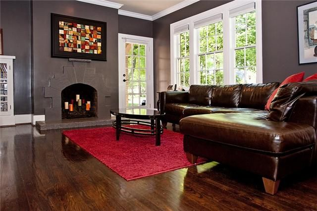 dark wood floor family room. Hardwood Floors Colors Trends With Flooring Ideas Living Room