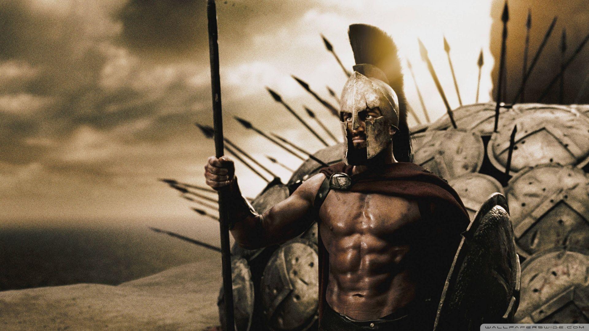 300 Leonidas Hd Desktop Wallpaper High Definition