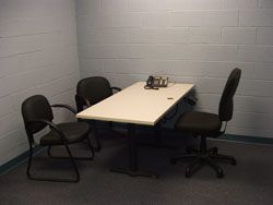 Image result for police interview room
