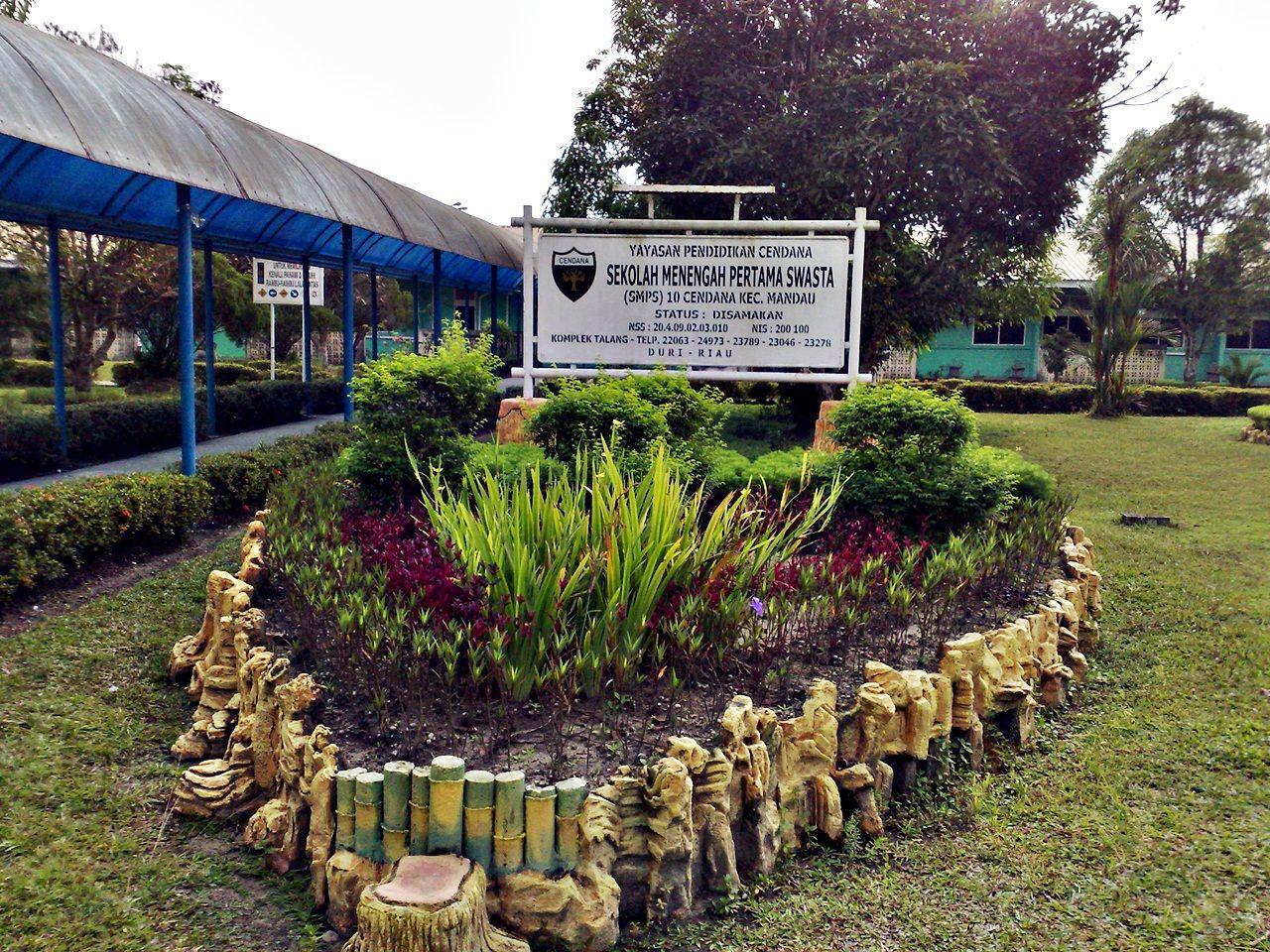 Cendana Duri Junior High School