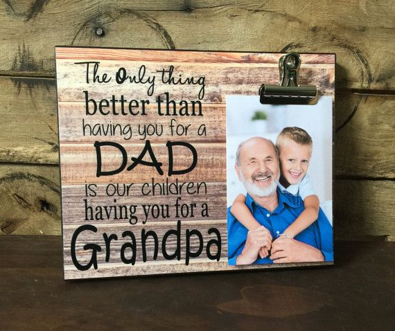 Gift For Grandpa, Gift For Dad, The Only Thing Better Than Having You For A Dad, Father's Day Gift