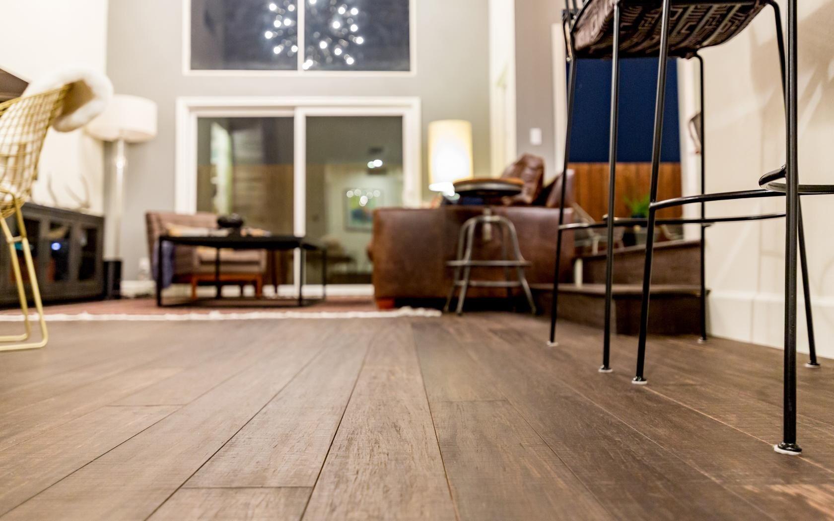 Rustic Barnwood Bamboo Flooring Chart Topping Janka Rating 50 Year Residential Warranty Matte Hardwax Oil Fin Bamboo Flooring Rustic Wood Floors Flooring