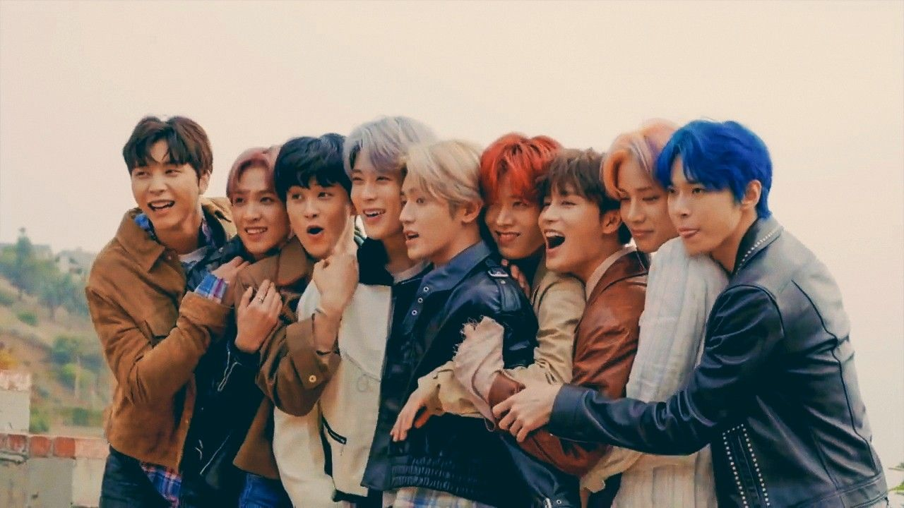 Highway To Heaven NCT 127 ( All Members ) (With Images