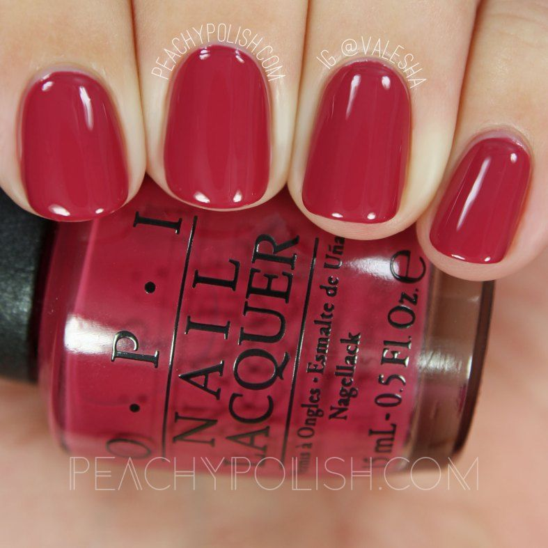 OPI OPI By Popular Vote | Fall 2016 Washington D.C. Collection ...