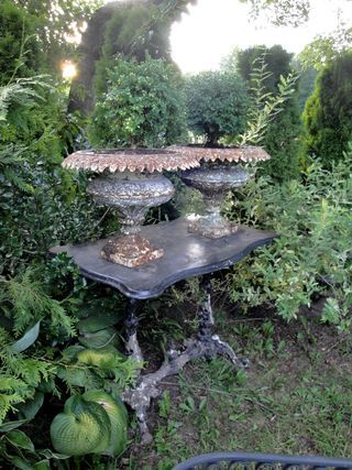 Lovely ANTIQUE AND VINTAGE GARDEN URNS AND PLANTERS | Garden Urns, Urn And Planters