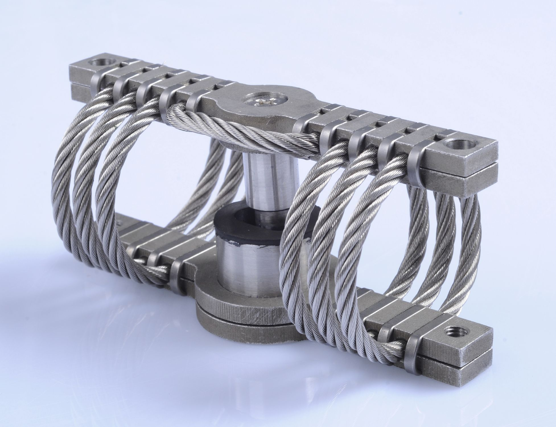 Wire rope isolator anti-vibration mount GGTX05-023 Wuxi Hongyuan ...