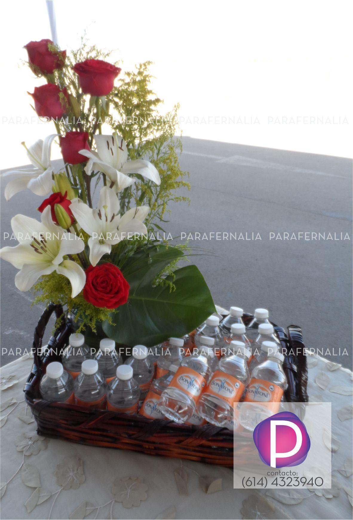 Arreglo para mesa de coffe break arreglos florales - Arreglos navidenos para mesa ...