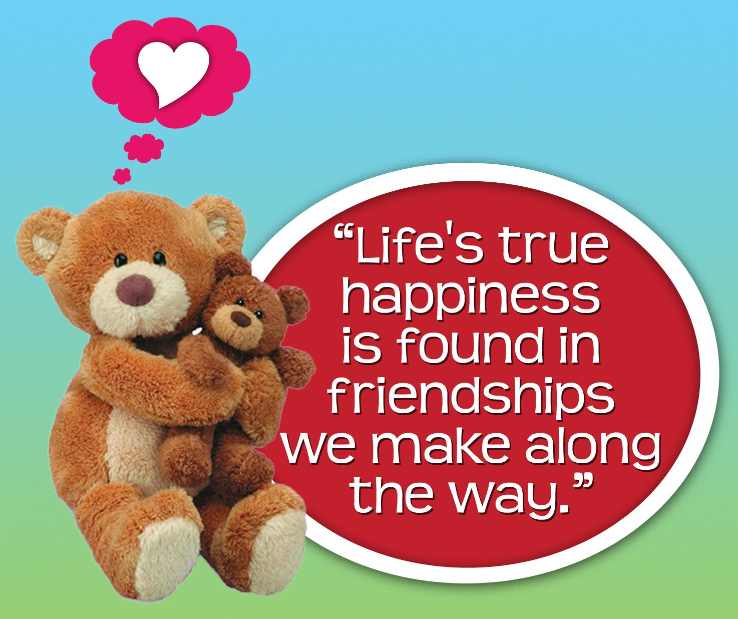 Kids Friendship Quotes
