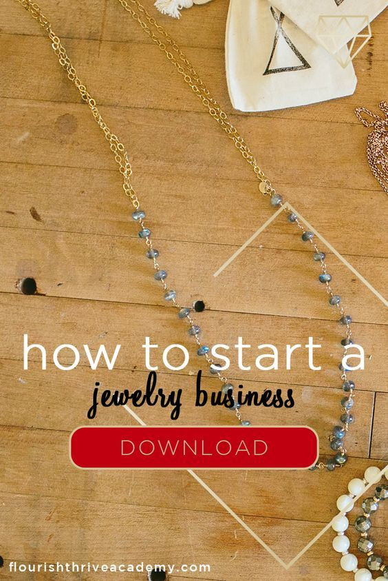 Beginners Guide to Starting Your Jewelry Biz Business Jewelry