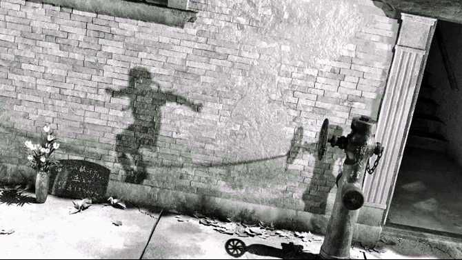 Image result for hiroshima shadows