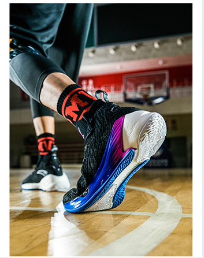 dd4bff24df9b06 This men s shoes is Anta 2018-2019 KT4 Klay Thompson signature basketball  shoes