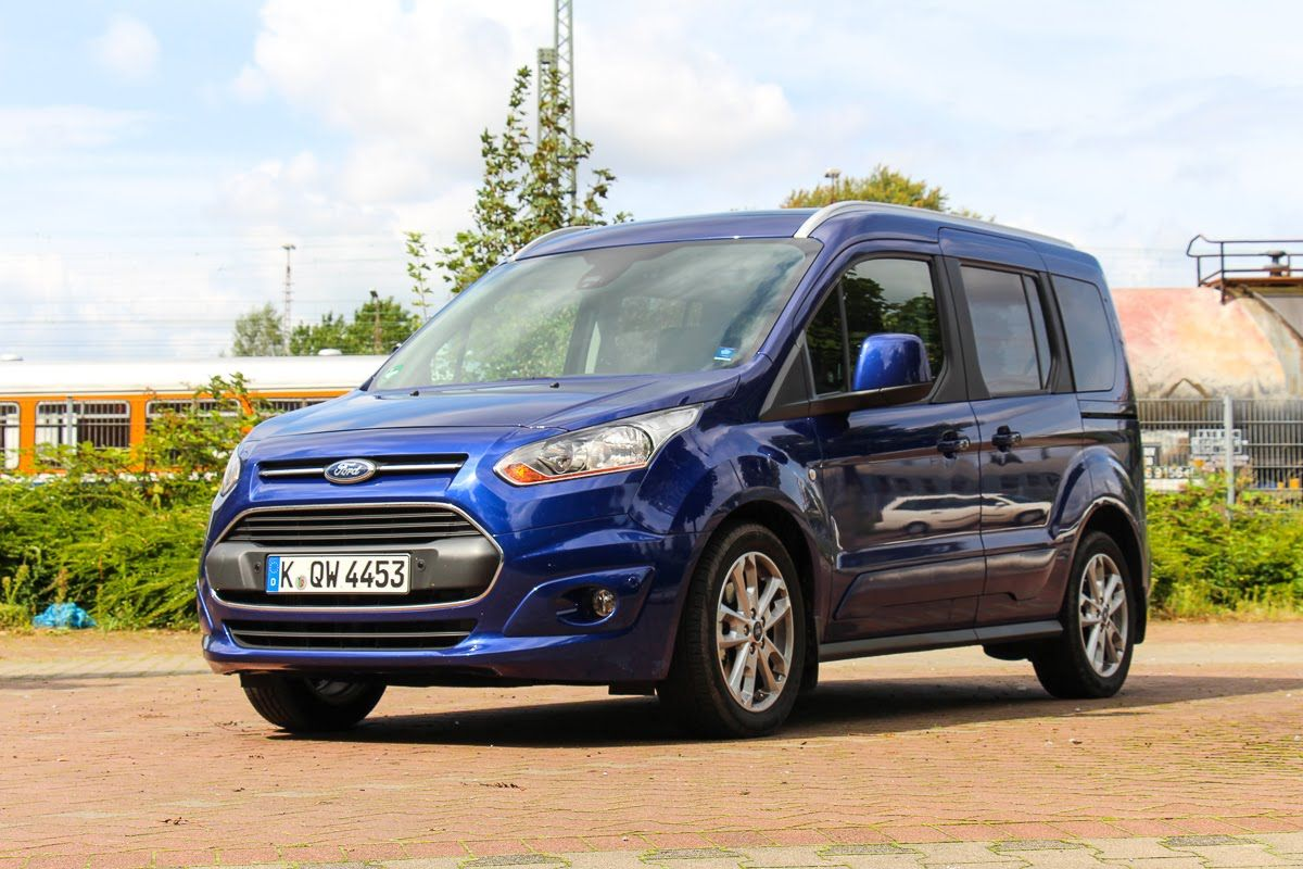 Ford tourneo courier pictures to pin on pinterest - Ford Ford Tourneo Connect
