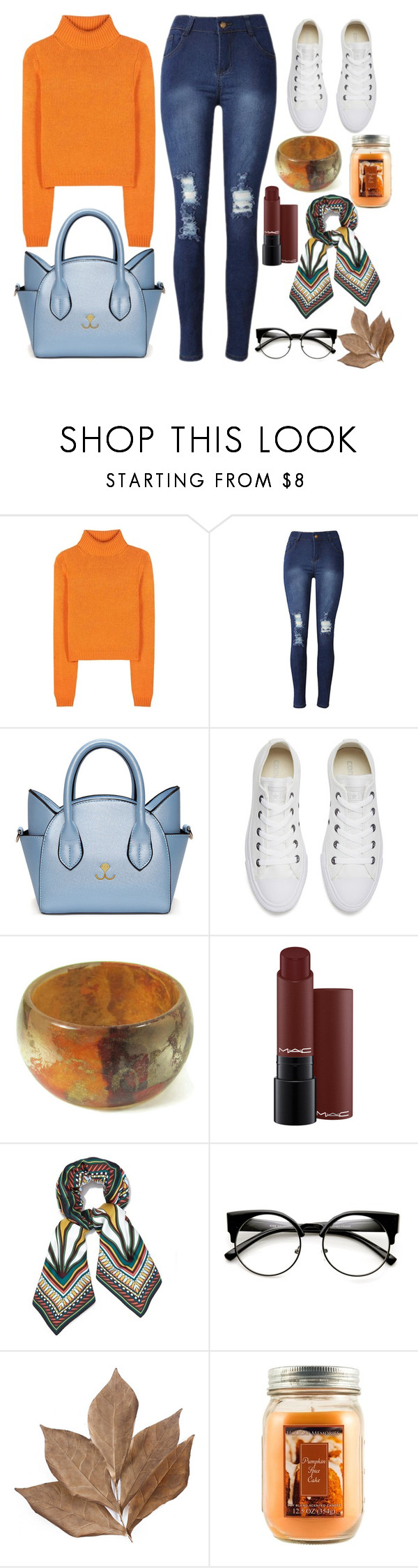 """""""J'adore"""" by organichild ❤ liked on Polyvore featuring Acne Studios, Converse, Tory Burch, Bliss Studio and Holiday Memories"""