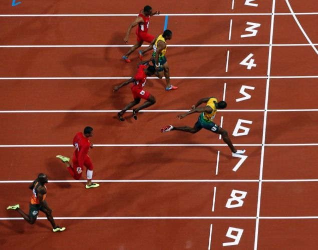 Olympics 2012: Best photos from the London games | Usain ...