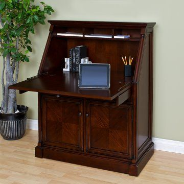Superieur Kathy Ireland Home By Martin Mount View Laptop Armoire