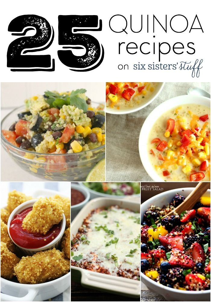 Photo of Top 25 Quinoa Recipes To Try