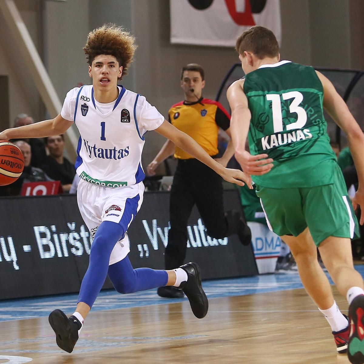 La Lumiere School In La Porte Indiana Has Canceled Its Scheduled Game Against Spire Institute Citing Lamelo Ball S Professi Lamelo Ball Liangelo Ball Ball