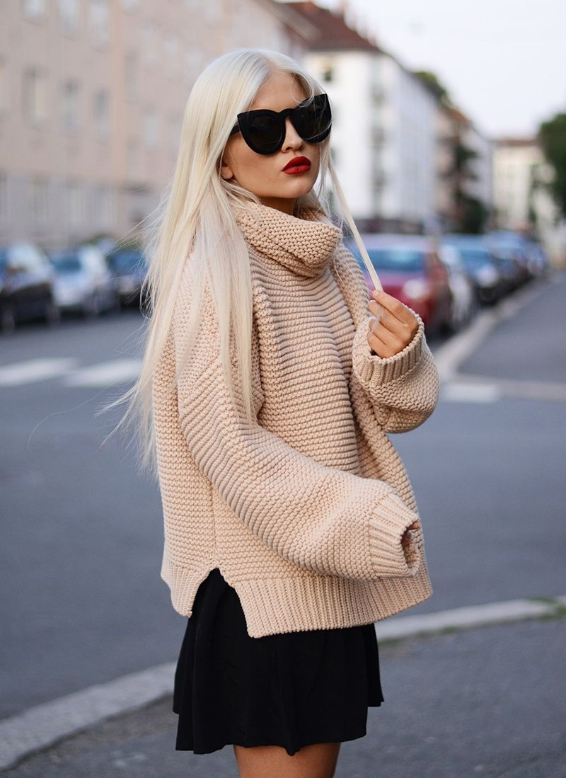 chunky knitted jacket - Google Search