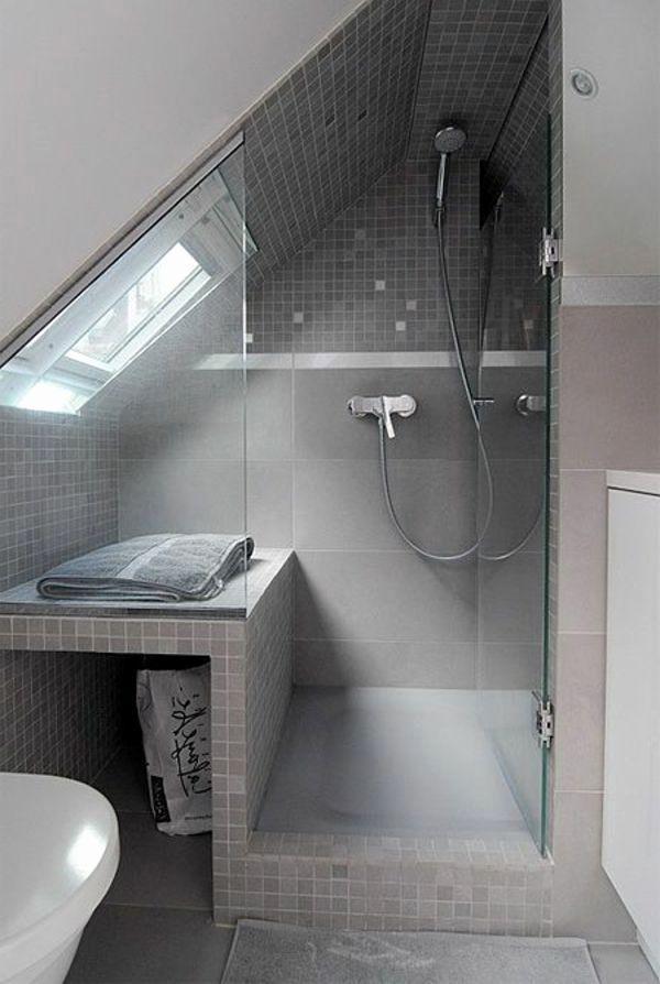 Breathtaking Attic Small Attic Bathroom Shower Cabin Attic