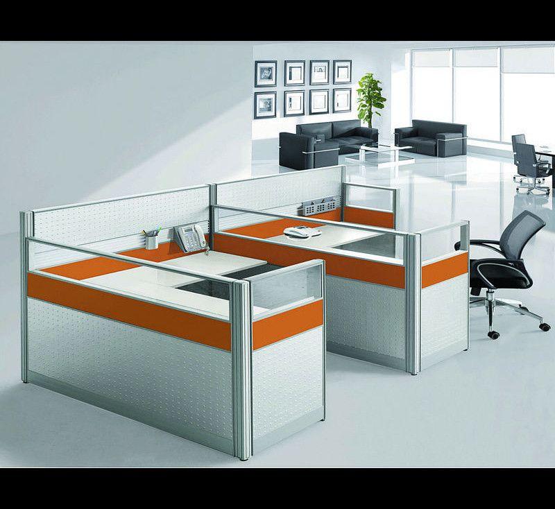 De calidad superior oficina melamina muebles 1 8 m for Muebles oficina modernos