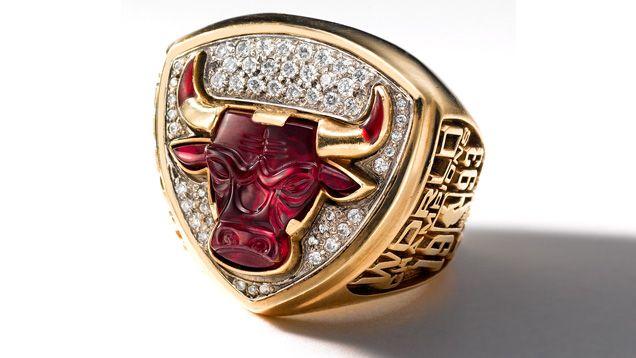 Hoop Dreams: NBA Championship Rings | Championship rings ...
