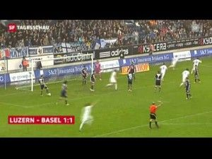 Xherdan Shaqiri Seitfallzieher Gegen Luzern Humor Site Com Shaqiri Luzern Sport